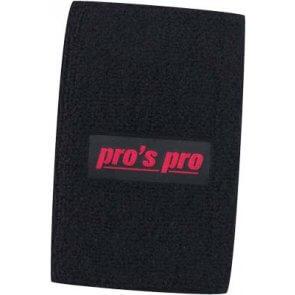 Pro's Pro Schweißband Oversize schwarz