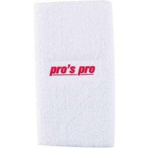 Pro's Pro Schweißband XL weiß