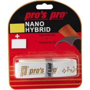 PROS PRO Nano Hybrid Grip weiß
