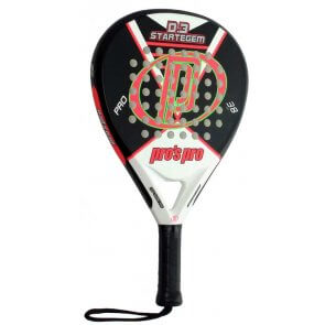 Pro's Pro Paddle Racket Strategem  D 3