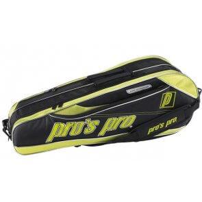 ***Pros Pro 8-Racketbag Lime