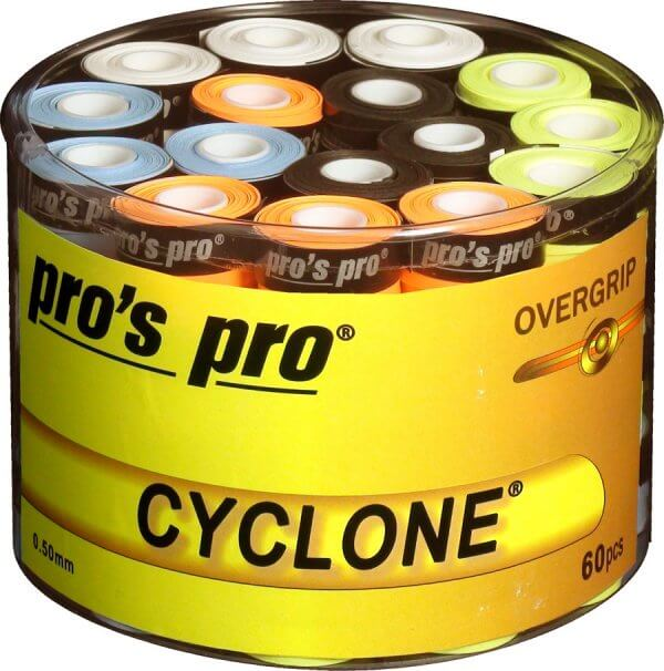 Pro's Pro Cyclone Grip 0,50mm 60er sortiert