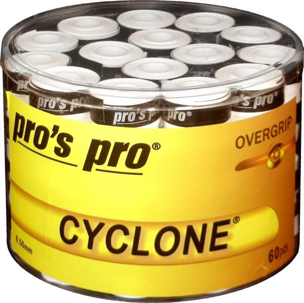 Pro's Pro Cyclone Grip 0,50mm 60er weiss