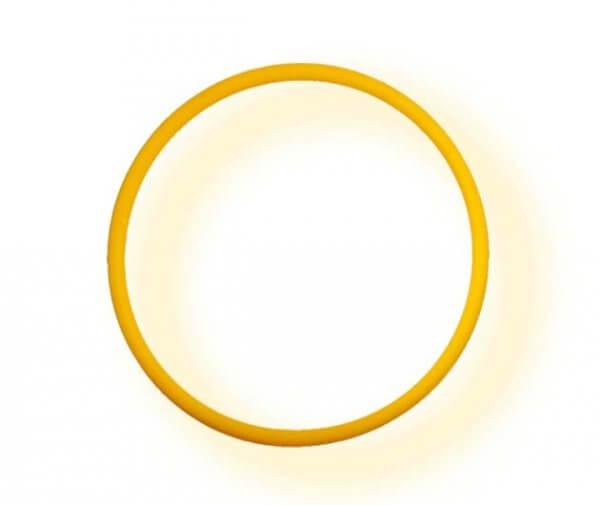Pro's Pro Power Band No. 4 LARGE gelb Armband Silikon
