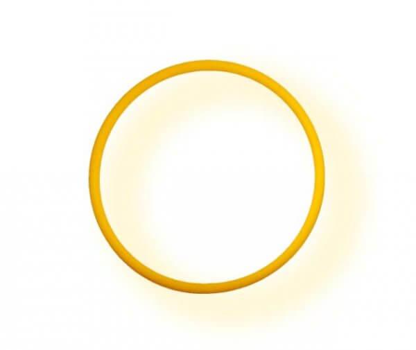 Pro's Pro Power Band No. 4 SMALL gelb Armband Silikon