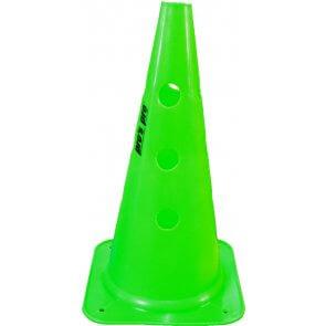 prospro Lochkegel Premium 38 cm grün