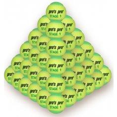 pros pro Stage 1  gelb/grün  60er Beutel