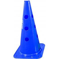 Lochkegel Premium 38 cm blau