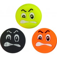 ***Pros Pro Funny Face Damper angry 3er