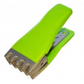 Badmintonzange Premium grün