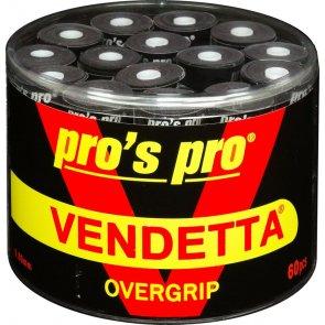 Pros Pro Vendetta Grip 60er schwarz