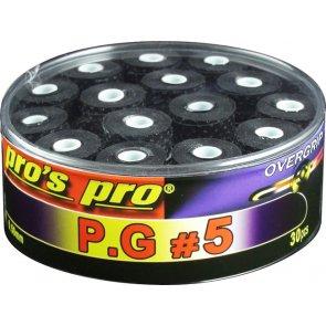 P.G.5  30er schwarz