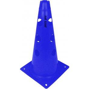 prospro Lochkegel Multifunktion 38 cm blau