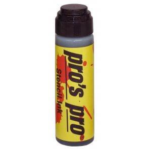 Pros Pro LOGOSTIFT (Stencil Ink) schwarz