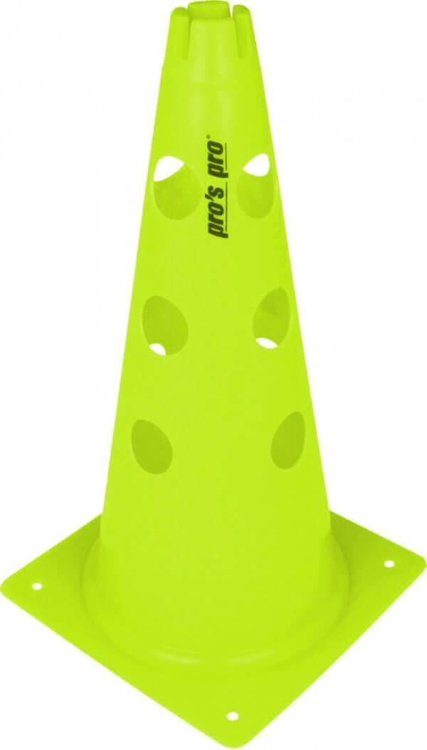 pros pro Lochkegel Multifunktion 38 cm neon-gelb