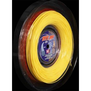 Pro's Pro Hybridsaite 200 m HY-BRID H 3 Vendetta gelb 1,25 mm A3 bordeaux-gold 1,30 mm
