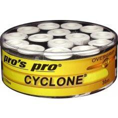 Pros Pro Cyclone Grip 30er weiss