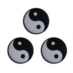 *Tai Chi Damper schwarz/weiß 3er
