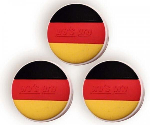 Pro's Pro Vibrationsdämpfer Vibra Stop Deutschland 3er rund