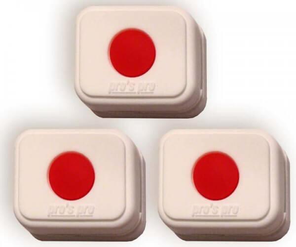 Pro's Pro Vibrationsdämpfer Vibra Stop Japan 3er eckig