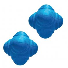 Reaktionsball 7 cm, weich, hellblau