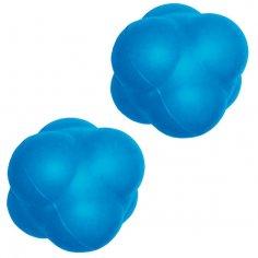 Reaktionsball 10 cm, weich, hellblau