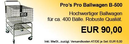 Ballwagen B-500