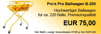 Ballwagen B-200
