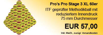 Pros Pro Stage 3 XL 60er