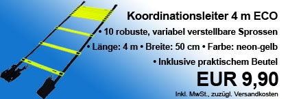 Koordinationsleiter 4m Eco